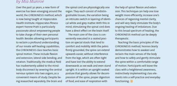 Gyrokinesis Explained