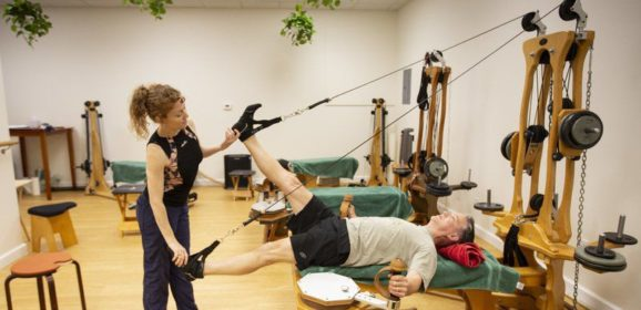 Gyrotonics studio comes to Traverse City